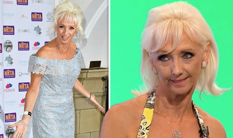 Debbie McGee: Strictly Come Dancing star caught nearly NAKED in awkward moment