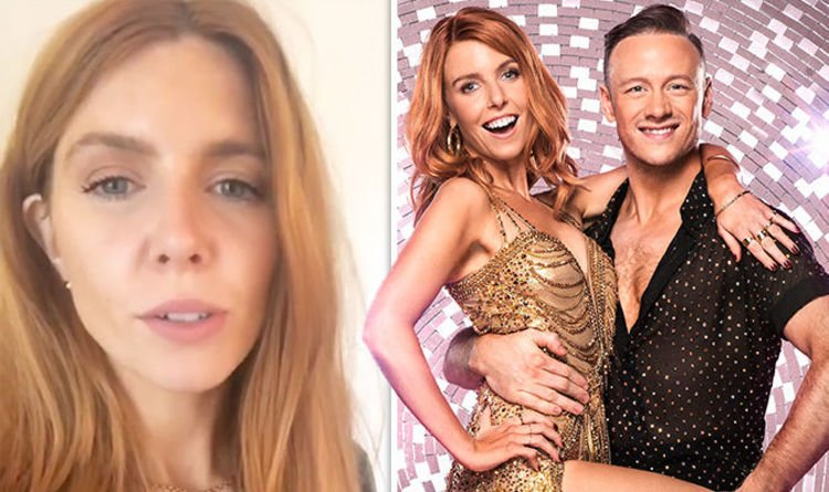 Stacey Dooley: Strictly Come Dancing star