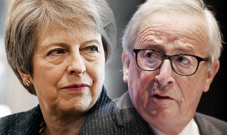 BREXIT IN 72 HOURS: Five ways Theresa May can secure EU deal - REVEALED