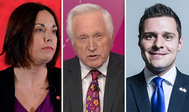 BBC Question Time LIVE: Dimbleby hosts Brexiteer Ross Thomson and Kezia Dugdale for debate