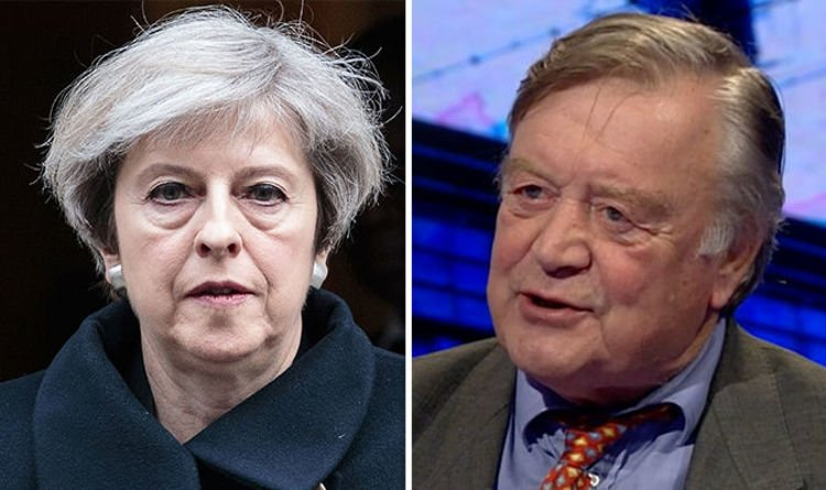 'Our PATHETIC Parliament will NOT agree a Brexit deal,' Ken Clarke RAGES on BBC Newsnight