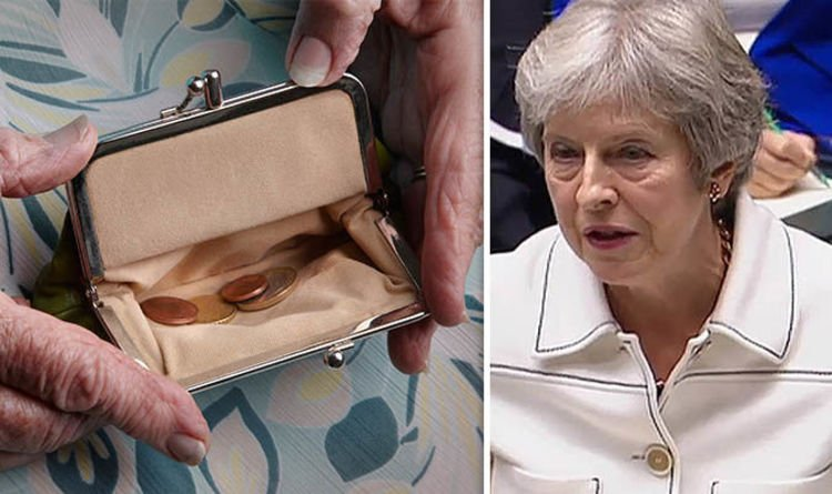REVEALED: How a no-deal Brexit could HARM pensioners
