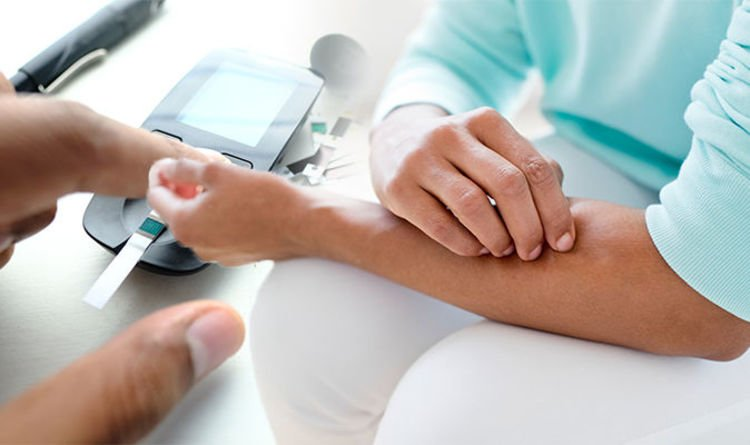 Type 2 diabetes symptoms: Common skin condition can indicate dangerously high blood sugar