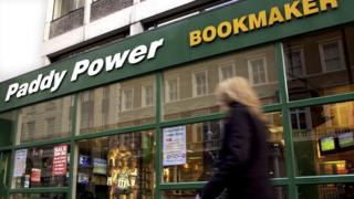 Sklep bukmacherski Paddy Power