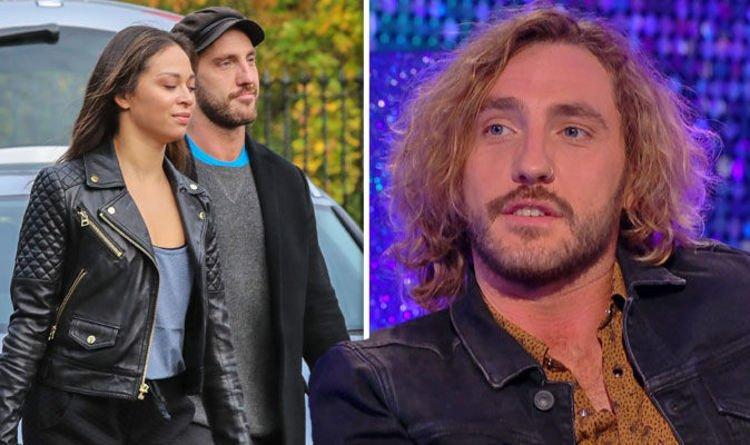 Seann Walsh Katya Jones kiss: