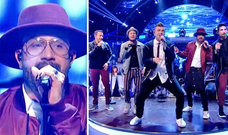 Strictly Come Dancing 2018: Viewers left confused by Backstreet Boys performance