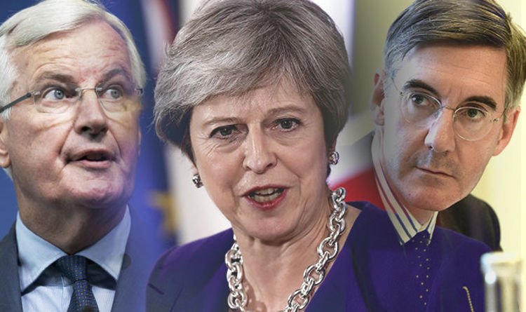 'ABSURD!' Brexiteers reveal bid to STOP MAY from delaying Brexit - 'We voted for CONTROL!