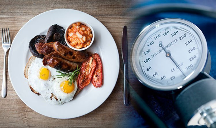High blood pressure: Best breakfast to have each morning to help lower your reading