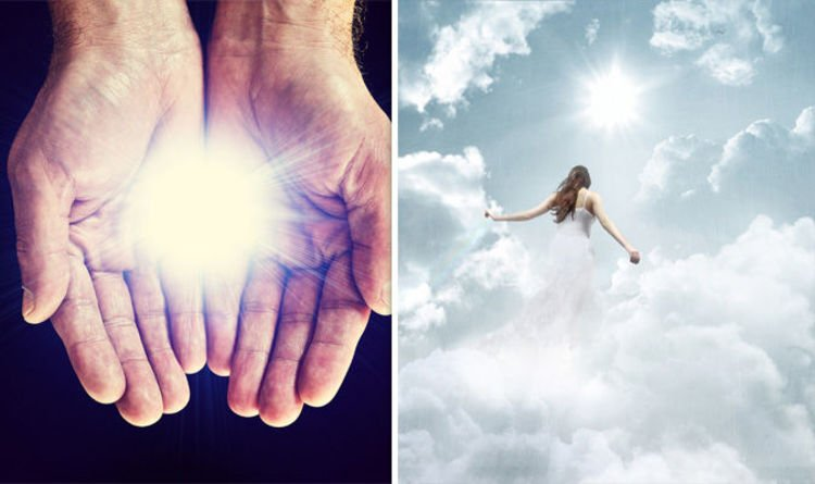 God is FEMALE: Life after death victim finds God is a WOMAN in afterlife shock