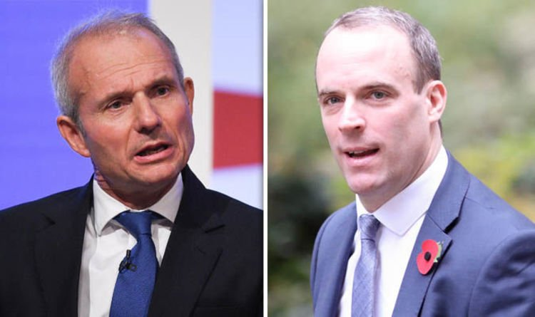 Raab 'furious' with May deputy's attempts to push soft Brexit 'undermined at every turn'
