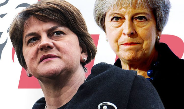Forget Brussels! May's TOUGHEST opponent could sink Brexit NOW - 'SHAKY GROUND!