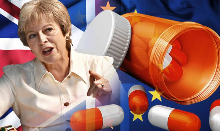 Drug firms gagged with TOP SECRET NDA's over post Brexit plans
