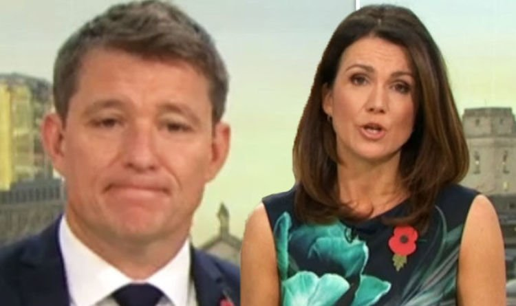 ITV Good Morning Britain: Viewers SWITCH OFF in frustration 'Focus on OUR problems