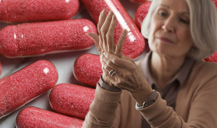 Best supplements for arthritis: Five supplements to soothe arthritis pain and symptoms