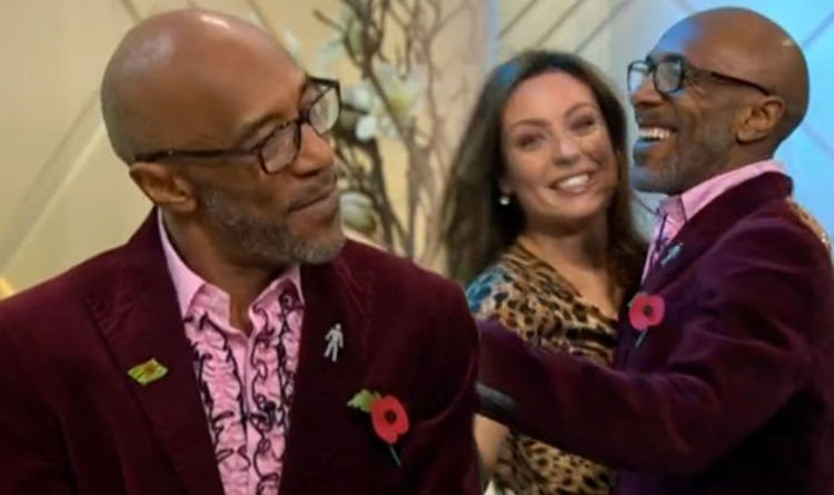 Strictly Come Dancing 2018 Danny John Jules slams Strictly curse chat | Telewizja i radio | Showbiz i telewizja