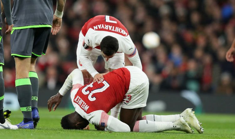 Danny Welbeck injury: Sky Sports pundit makes bold claim about Arsenal star