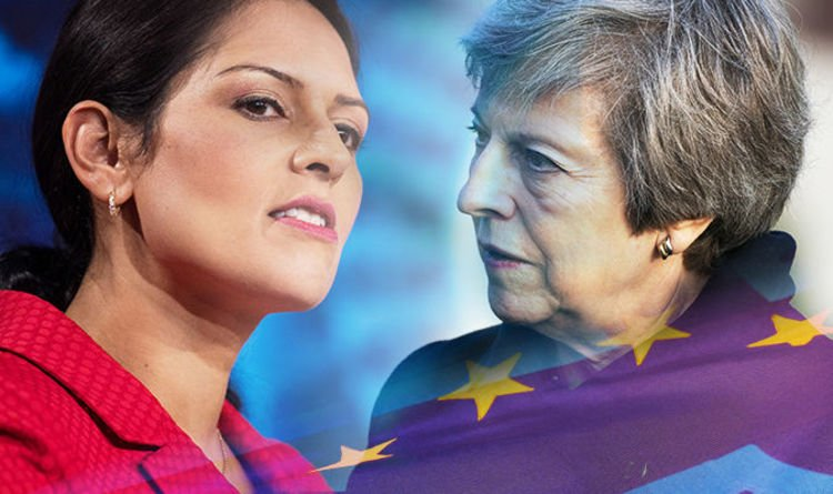 NOW OR NEVER: May told