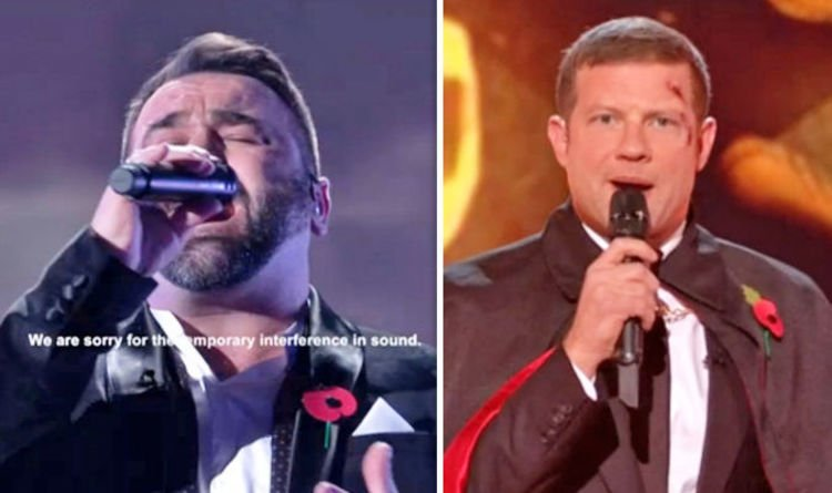 X Factor 2018: Danny Tetley in sound DISASTER causing viewers to switch off