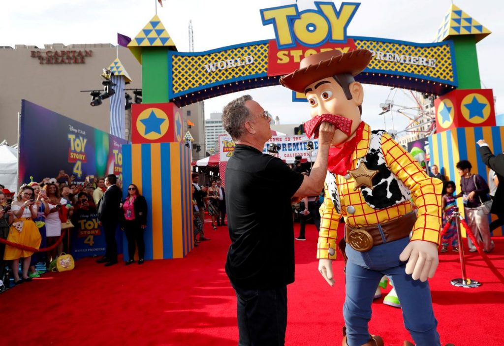 "Box Office: ""Toy Story 4"" bests ""Annabelle Comes Home"" i ""Yesterday"""
