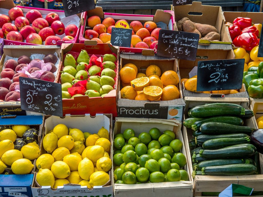 The UN said people should take up more sustainable diets, which means eating mostly plant-based products