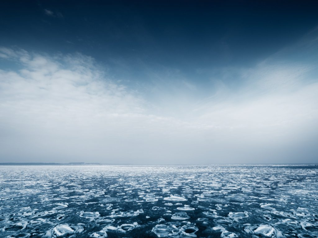 <p>Amount of ocean heat delivered to the Arctic has increased markedly since 2001</p>