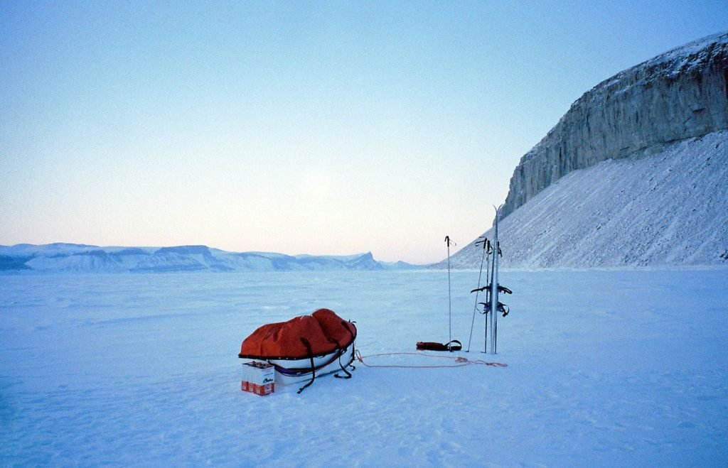 The data collected will be used to understand how warming temperatures are affecting the Arctic
