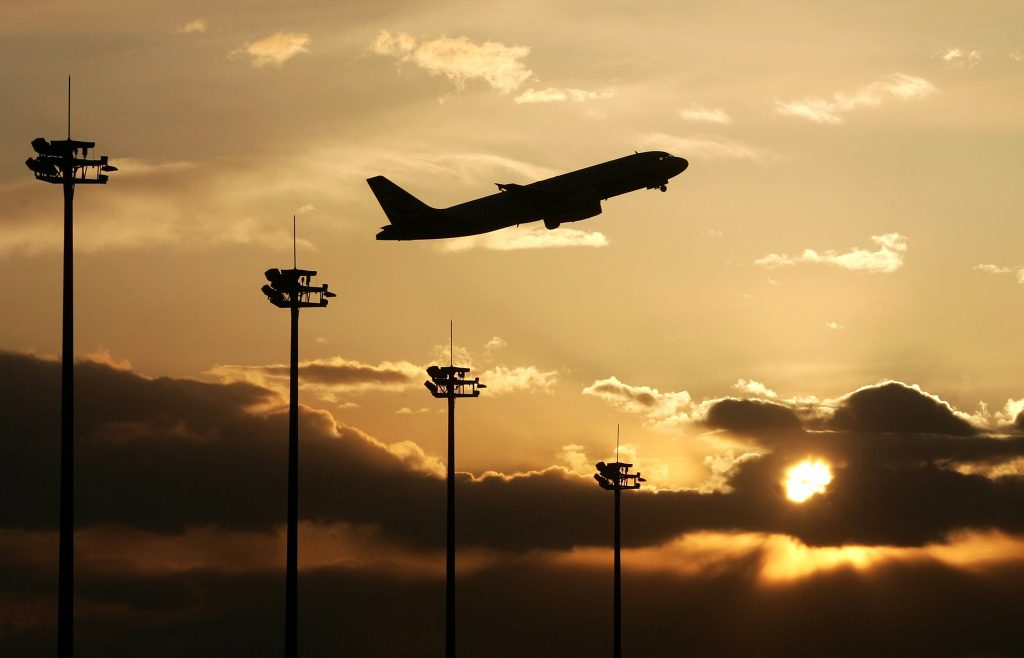 <p>Reflecting away sunlight could be a way to lower global temperature rise</p>