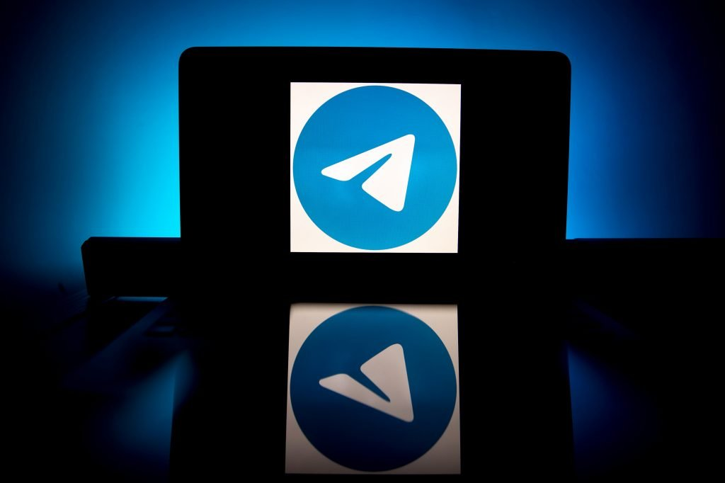 <p>The group has since been removed from Telegram</p>