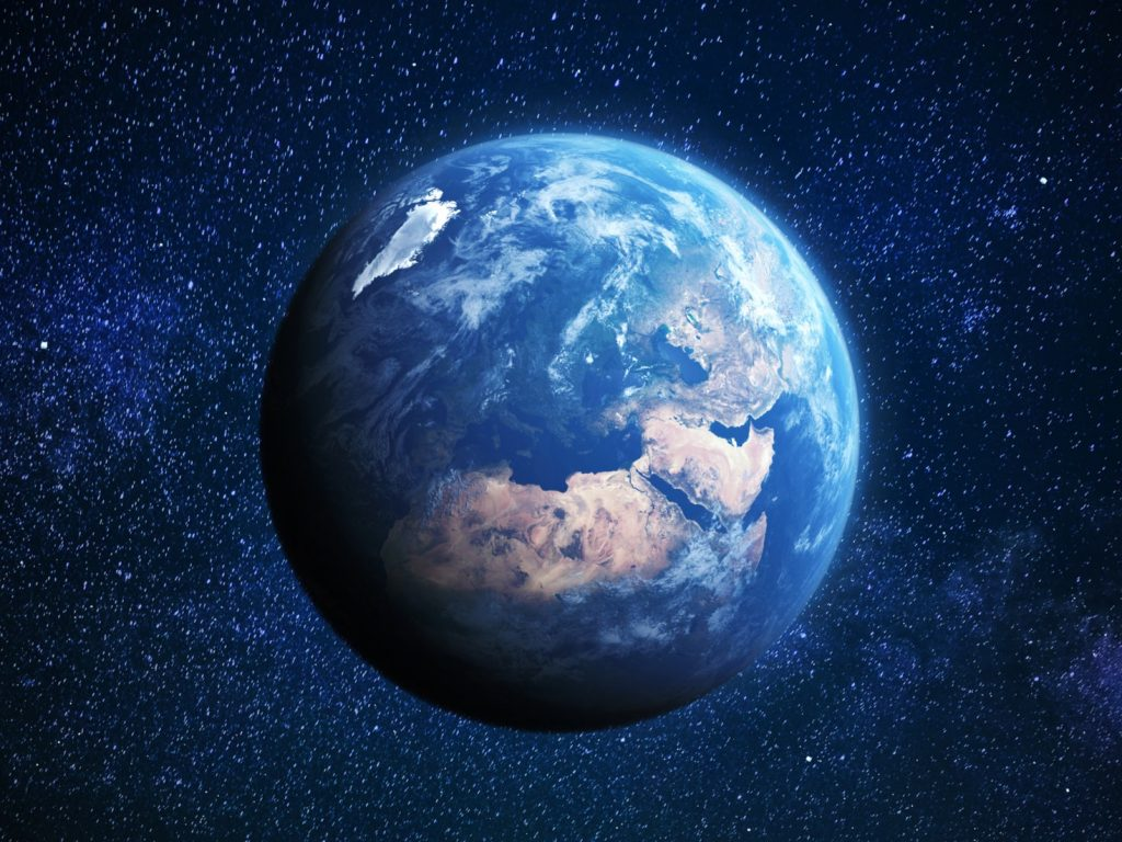<p>How has Earth managed to stay fit for life for billions of years?</p>
